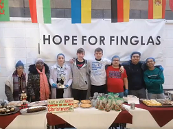 <b>Cake Sale in aid of Finglas Suicide Network</b>