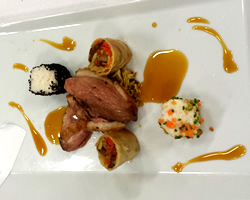 Chef Ireland WACS Competition 2014