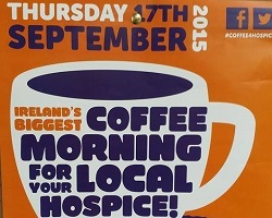 Coffee Morning in aid of Hospice