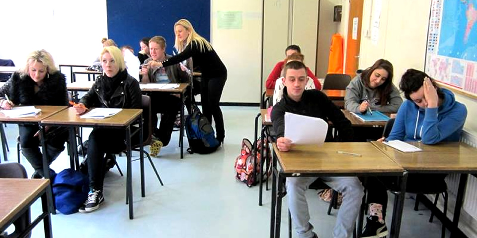Colaiste Ide Exchanges