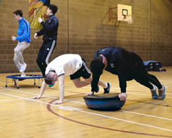 Physical Education and Coaching